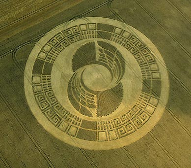 Augmentation des Crop Circles