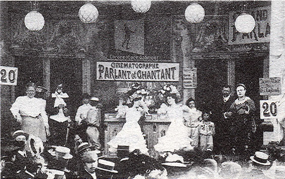 Alice Guy cinema chantant et parlant