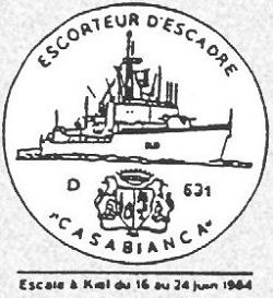 5 - L'Escorteur d'Escadre CASABIANCA