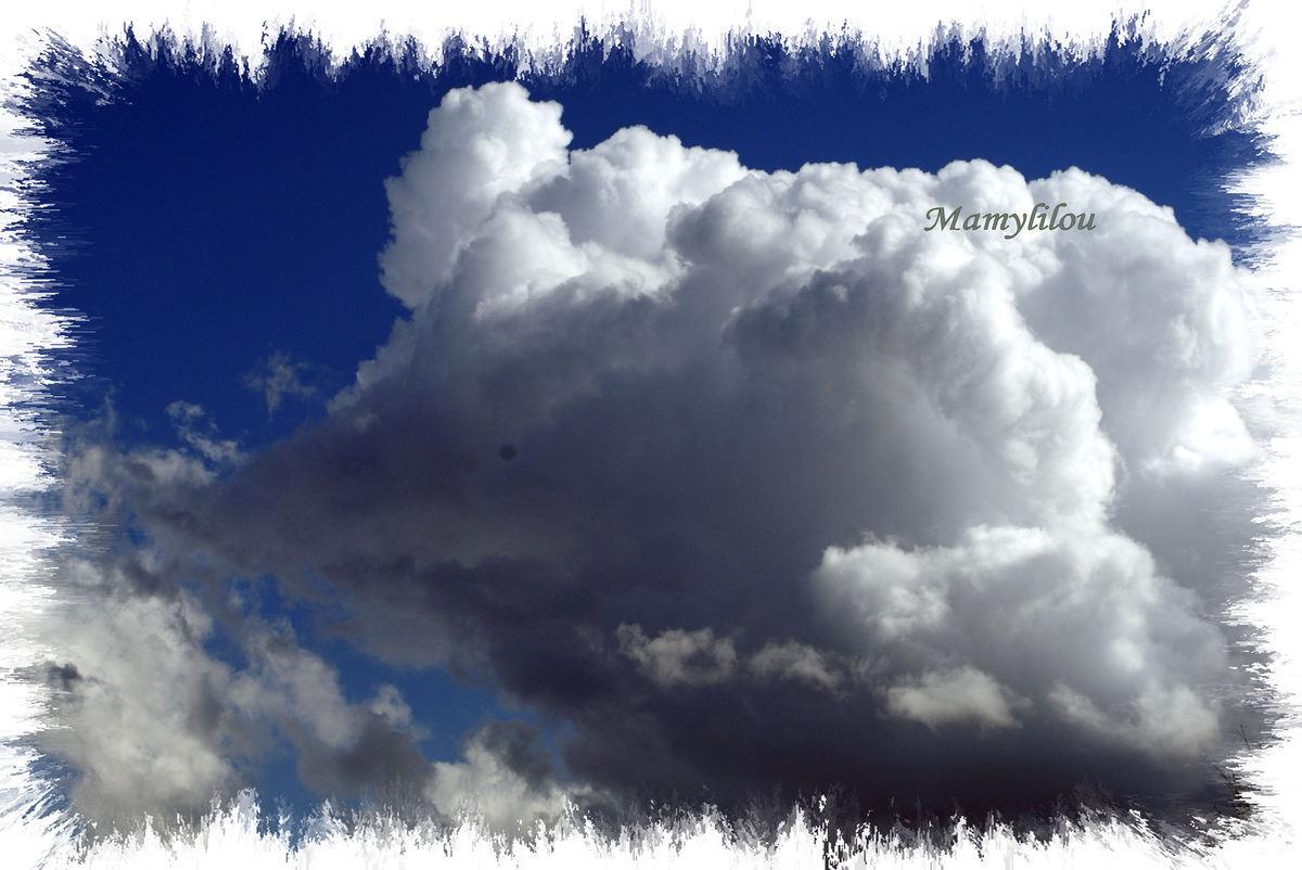 le coucou du haïku, défi N °81 nuages d'été