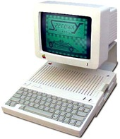 Un vieil Apple