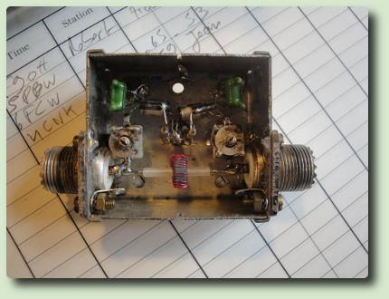 Un émetteur récepteur BLU simple par F6AWY.