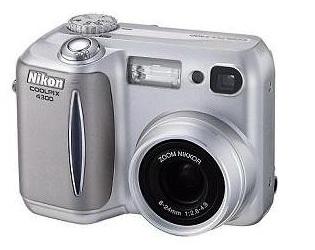 Nikon coolpis.4300