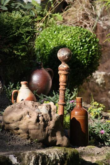 Le jardin Suspendu...