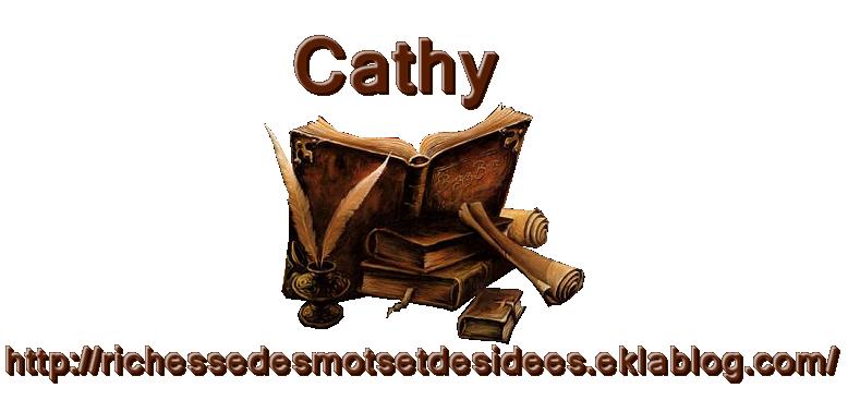 Mon épouse et notre amie Macédoine + le blog de Cathy