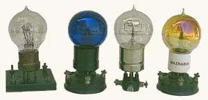 Lampes radio