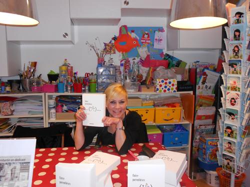 Cathy Bohrt à la Librairie Livres & Récré