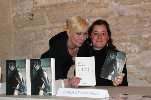 Stéphanie Chaulot et Cathy Bohrt