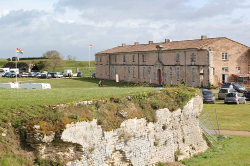 La citadelle du Château d'Oléron