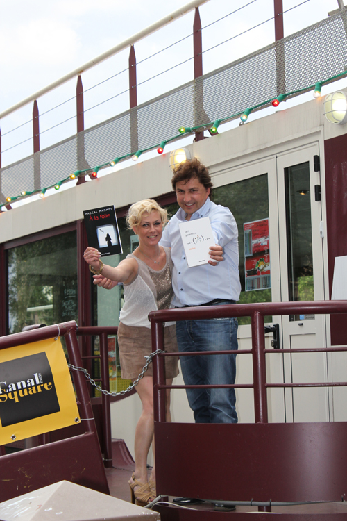 Pascal Marmet et Cathy Bohrt