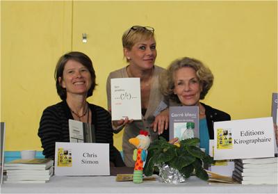 Chris Simon - Cathy Bohrt - Marianne Brunschwig