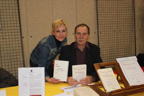 Cathy Bohrt et Pierre Vacher