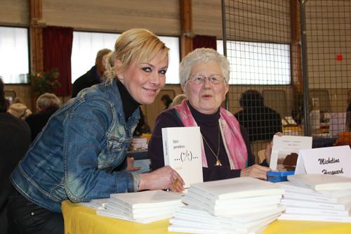 Cathy Bohrt et Micheline Hecquard