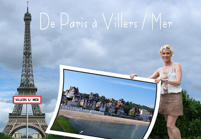 Cathy Bohrt: Direction Villers sur mer