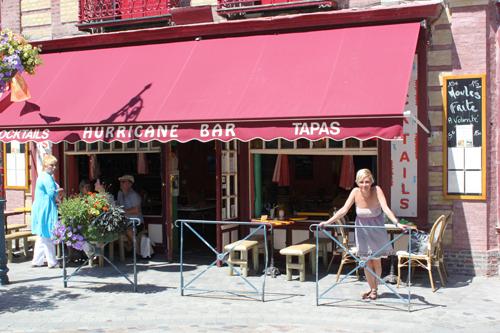 Le restaurant Hurricane Bar de Villers-sur-Mer