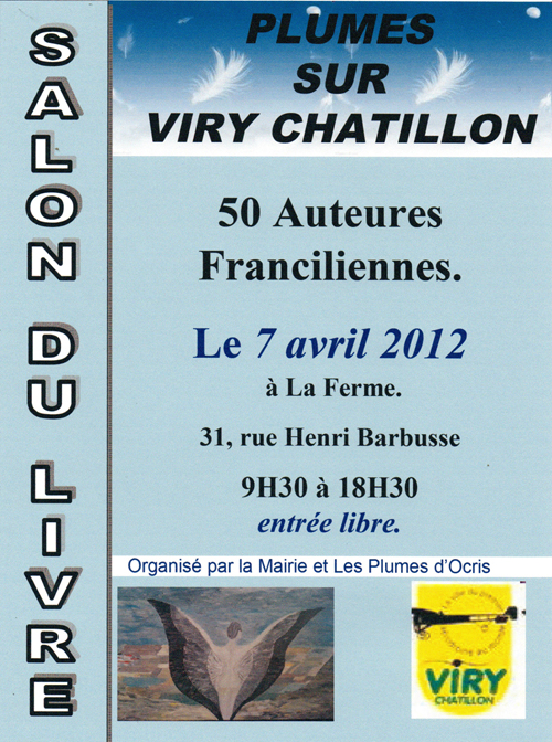 Salon de Viry-Chatillon 2012