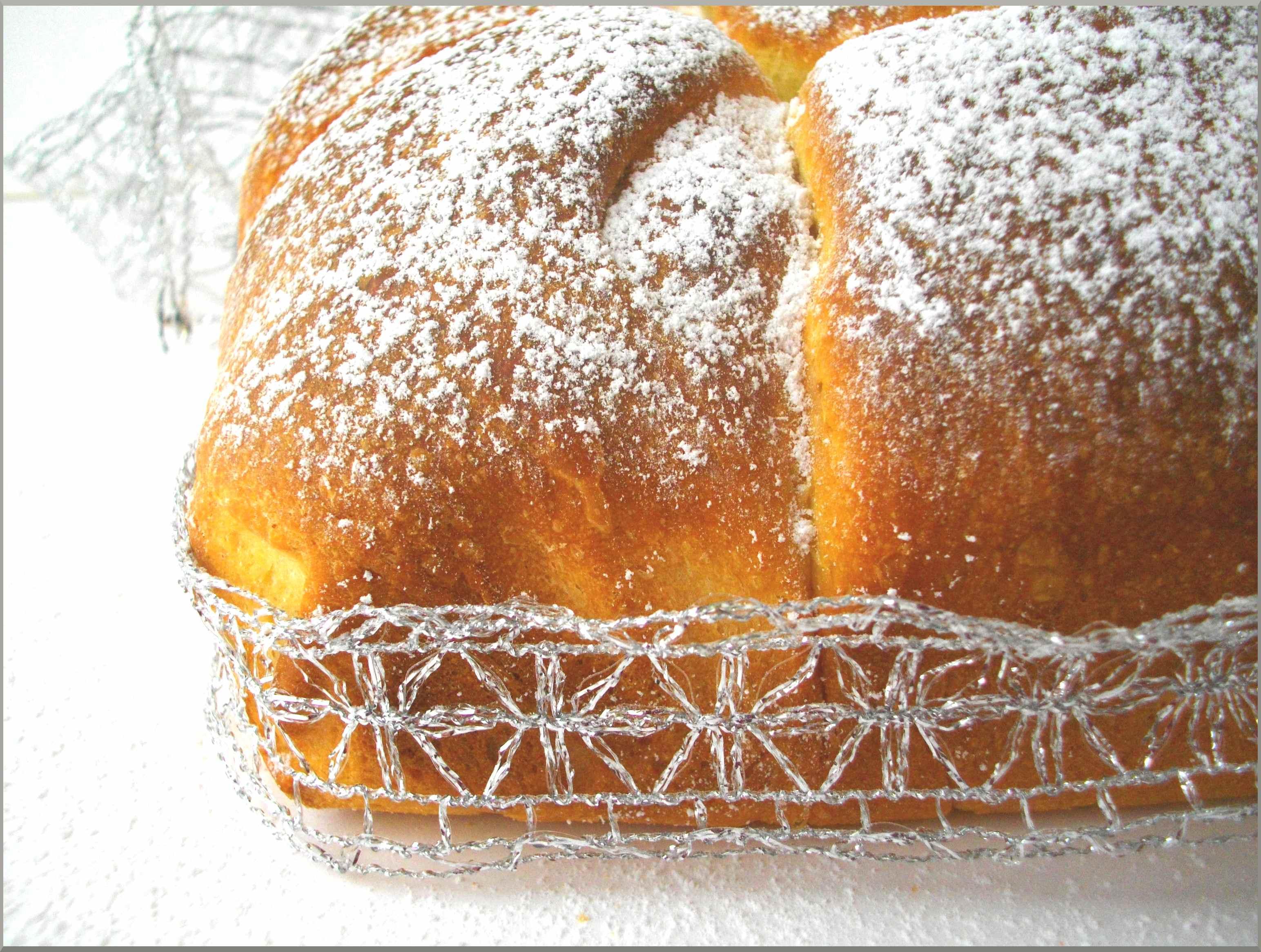 Brioche gourmande ''La Buchty'' ...