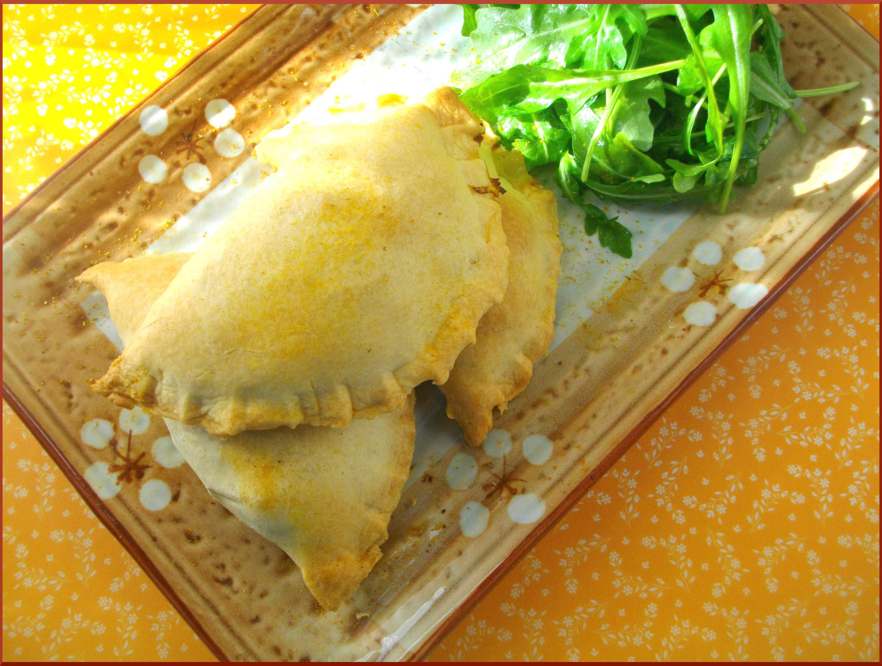 Empanadas au Thon & Curry...