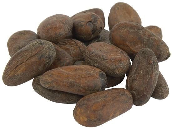 Parfait glacé à la Pistache et Grué de Cacao...