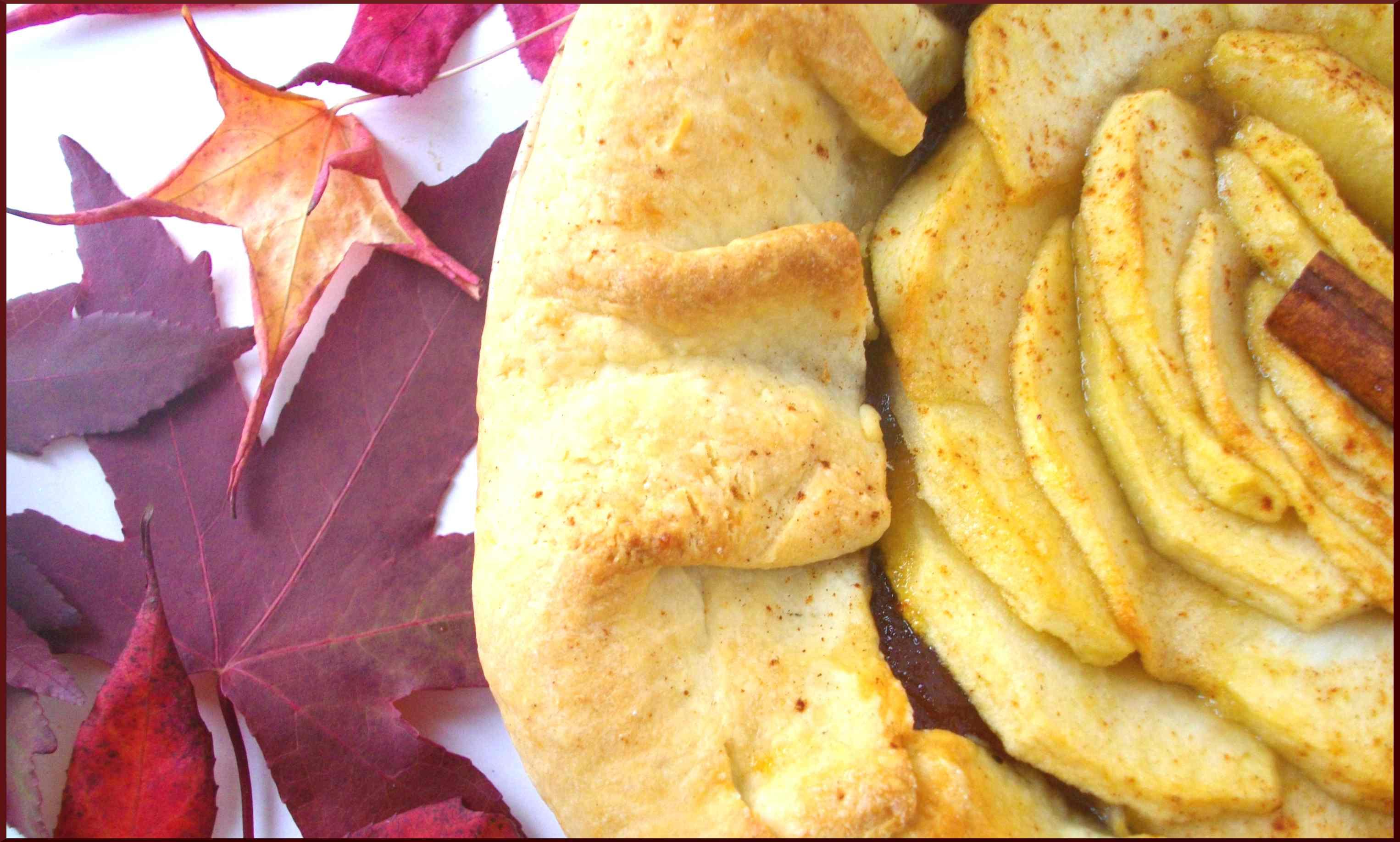 Tarte aux Pommes façon Poîlane...