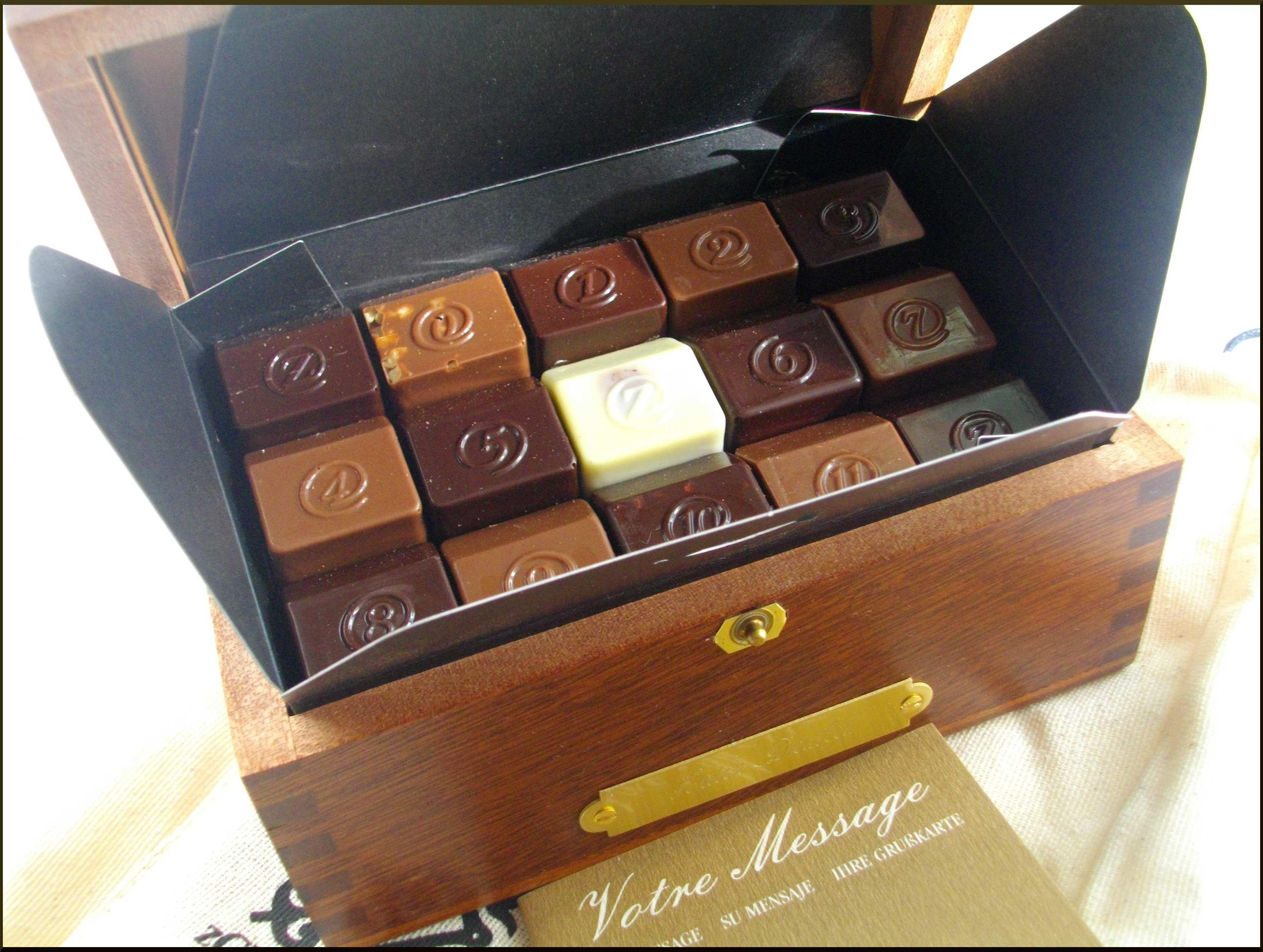 Colis d'exception très Gourmand : ZChocolat