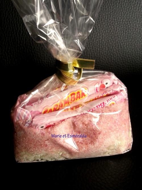 Riz au lait aux Carambar Barbe à papa : kit à offrir ou recette pour se faire plaisir ;o)