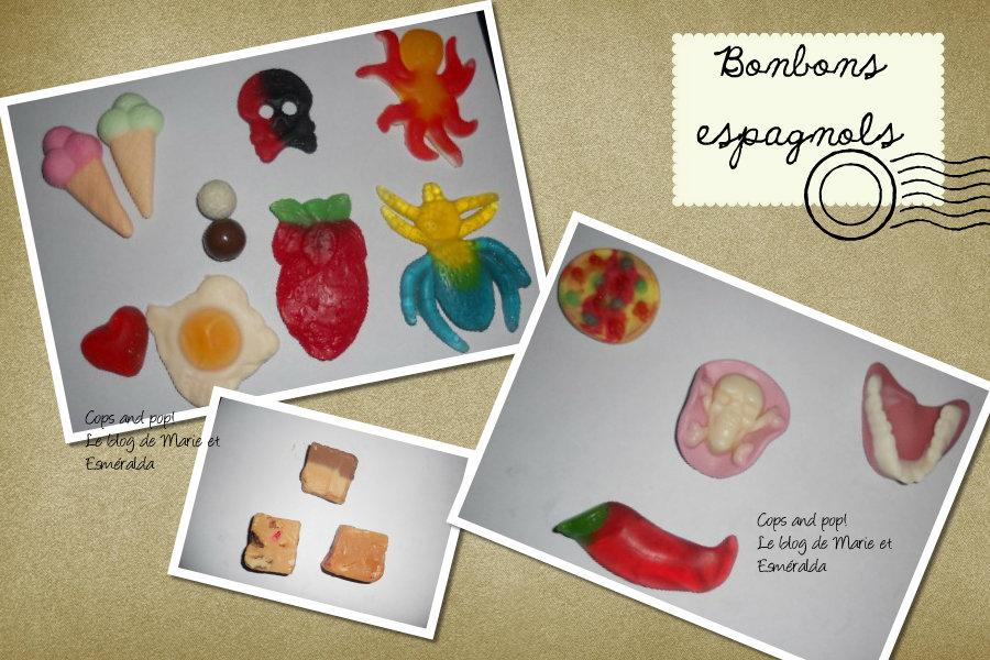 bonbons espagnols