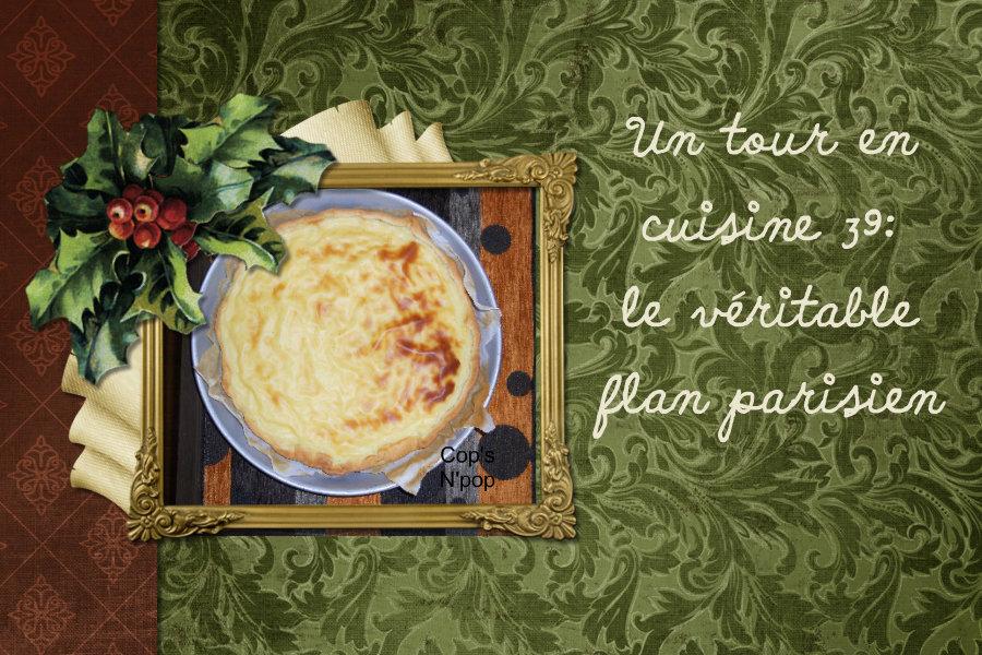 flan parisien