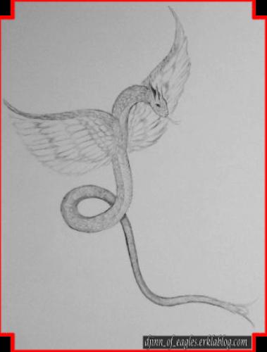 Le serpent à plumes