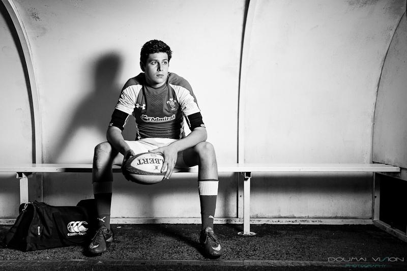 Vision Rugby Strobist