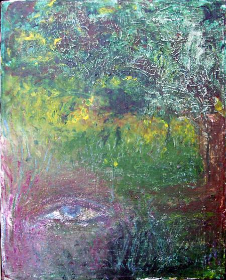 Garden eye