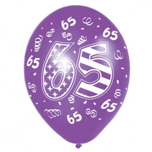 Le temps passe, aujourd'hui je fête mon 65ème Printemps....