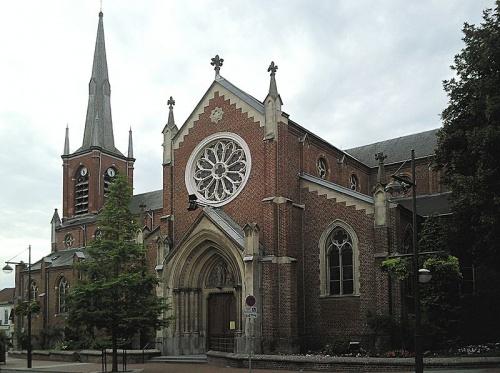 L'Eglise Saint Martin à Croix (Nord)
