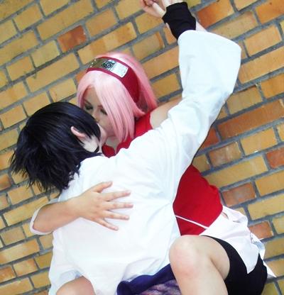 sakura sasuke shippuden cosplay