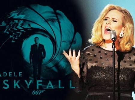 Adele film Skypall