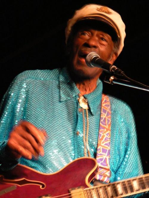 Concert Chuck Berry 22 06 2011 St Louis Missouri