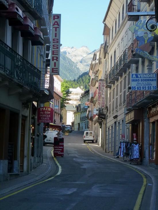 25/06/2011 : Arrivée à Cauterets