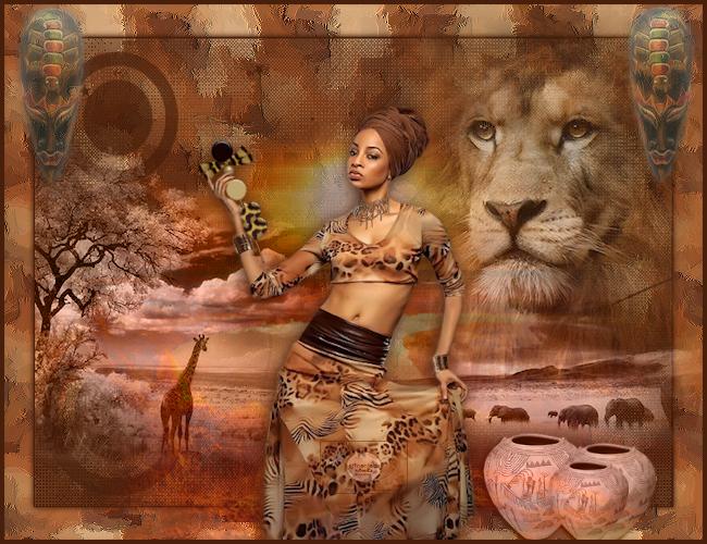 defi Afrique de Cleophee