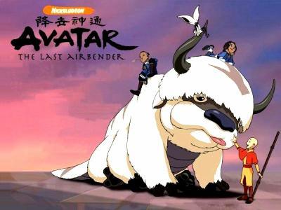 Avatar, le dernier maître de l'air 01 à 05