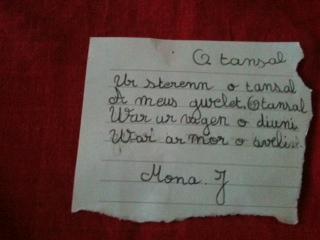 mona poétise .. en breton aussi