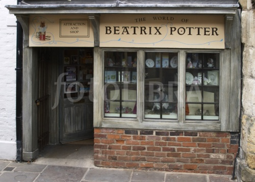 Béatrix POTTER