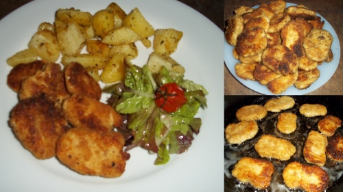 Nuggets de poulet au thermomix