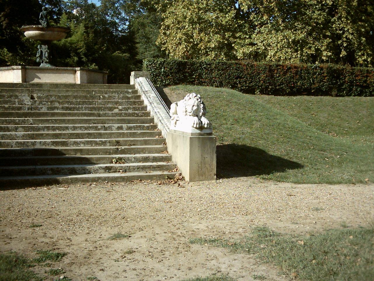 Le Parc Chavat à Podensac (gironde)