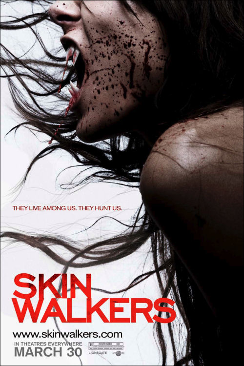 Skin Walkers LiMiTED [TRUEFRENCH] DVDRip AC3 [MULTI]