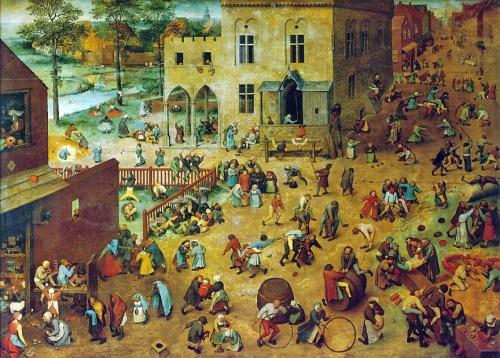 Jeux d'enfants (Bruegel)