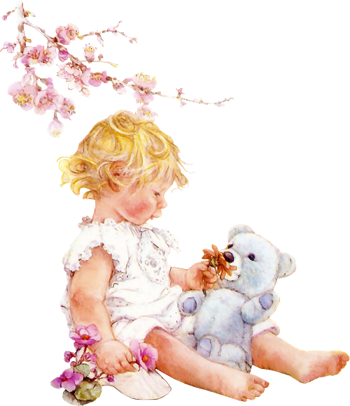 tubes enfants / Lisi Martin