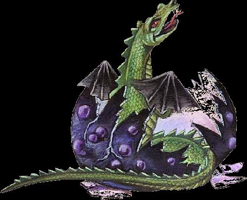 Дракон труб