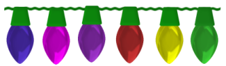 barres séparateurs/Noel