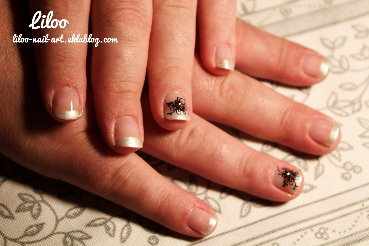 manucures de mariage le blog. Black Bedroom Furniture Sets. Home Design Ideas