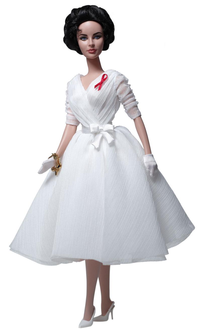 Barbie Fashion collection - Liz Taylor